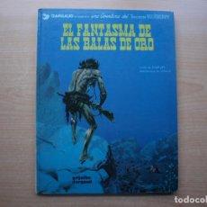 Cómics: BLUEBERRY - EL FANTASMA DE LAS BALAS DE ORO - TAPA DURA - GRIJALBO - AÑO 1981. Lote 222692425