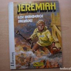 Cómics: JEREMIAH - LOS HEREDEROS SALVAJES - TOMO 3 - TAPA DURA - GRIJALBO - AÑO 1981 -. Lote 222693112