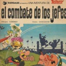 Cómics: ASTERIX EL COMBATE DE LOS JEFES 1977 GRJALBO JUNIOR GOSCINNY UDERZO. Lote 222740191