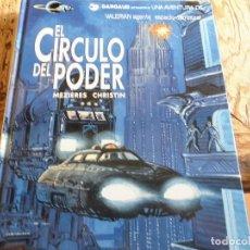 Comics: VALERIAN Nº 15 EL CIRCULO DEL PODER GRIJALBO DARGAUD. Lote 222930870