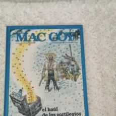 Cómics: MAC COY - EL BAUL DE LOS SORTILEGIOS - N. 18. Lote 222969145