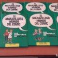 Lote 223062896: EL MARAVILLOSO MUNDO DEL CÓMIC COMPLETA 8 TOMOS Ediciones Junior Plaza & Janes