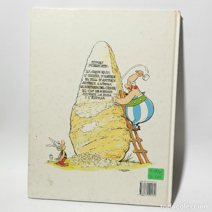 Cómics: COMIC - ASTERIX - LA ROSA I LESPASA - UDERZO - GRIJALBO / 3388 - Foto 2 - 223130305