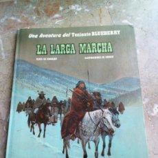 Cómics: TENIENTE BLUEBERRY Nº 20 LA LARGA MARCHA GRIJALBO-DARGAUD. Lote 223618940