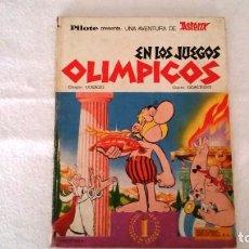 Cómics: ASTERIX EN LOS JUEGOS OLIMPICOS AÑO 1968. Lote 223821413