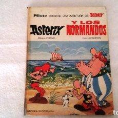 Cómics: ASTERIX Y LOS NORMANDOS AÑO 1969. Lote 223821787