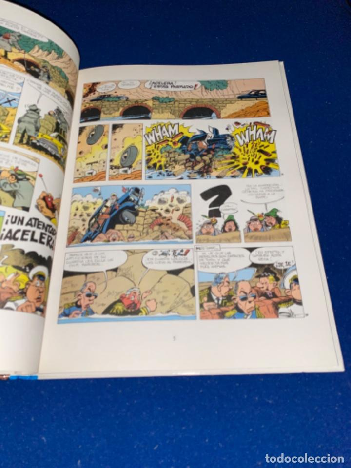 Cómics: SPIROU Y FANTASIO Nº 41 JUDIAS POR DOQUIER ED. JUNIOR 1982 48 PÁGINAS NUEVO Y NUNCA LEÍDO - Foto 3 - 224065158