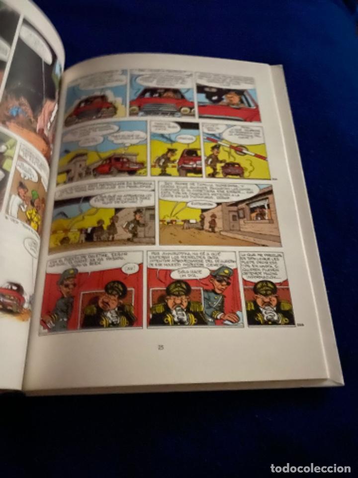 Cómics: SPIROU Y FANTASIO Nº 41 JUDIAS POR DOQUIER ED. JUNIOR 1982 48 PÁGINAS NUEVO Y NUNCA LEÍDO - Foto 4 - 224065158