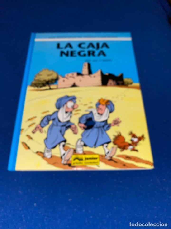 LAS AVENTURAS DE SPIROU Y FANTASIO 44: LA CAJA NEGRA, 1996, IMPECABLE (Tebeos y Comics - Grijalbo - Spirou)