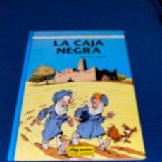 Cómics: LAS AVENTURAS DE SPIROU Y FANTASIO 44: LA CAJA NEGRA, 1996, IMPECABLE. Lote 224102621
