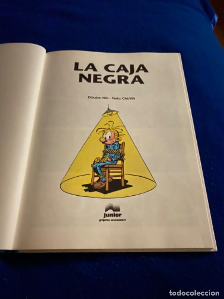 Cómics: LAS AVENTURAS DE SPIROU Y FANTASIO 44: LA CAJA NEGRA, 1996, impecable - Foto 2 - 224102621