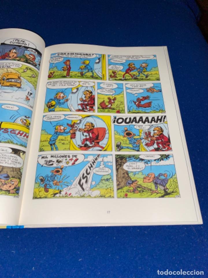 Cómics: LAS AVENTURAS DE SPIROU Y FANTASIO 44: LA CAJA NEGRA, 1996, impecable - Foto 4 - 224102621