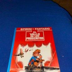 Cómics: SPIROU 27 EL VALLE DE LOS PROSCRITOS , 1989 , GRIJALBO , NUEVO.. Lote 224103853
