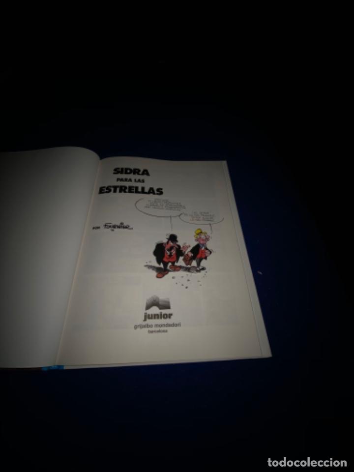 Cómics: LAS AVENTURAS DE SPIROU Y FANTASIO - SIDRA PARA LAS ESTRELLAS N. 38 PERFECTO - Foto 2 - 224104163