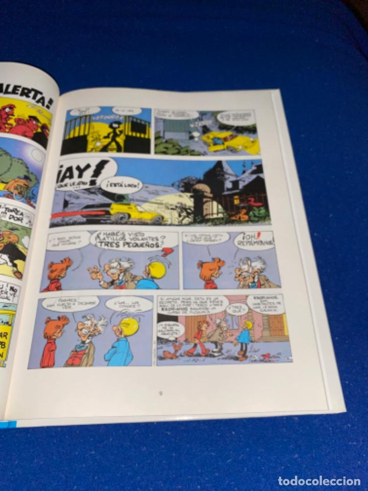 Cómics: LAS AVENTURAS DE SPIROU Y FANTASIO - SIDRA PARA LAS ESTRELLAS N. 38 PERFECTO - Foto 3 - 224104163