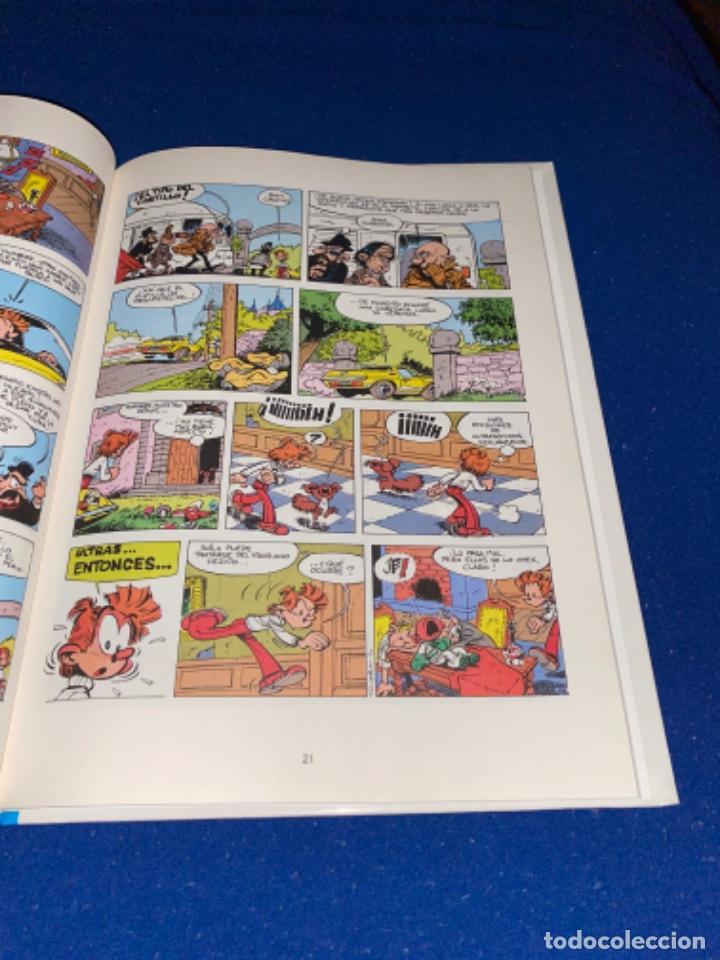 Cómics: LAS AVENTURAS DE SPIROU Y FANTASIO - SIDRA PARA LAS ESTRELLAS N. 38 PERFECTO - Foto 4 - 224104163