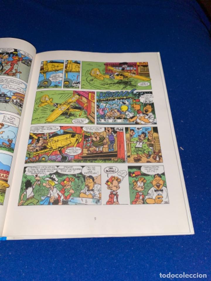 Cómics: KODO EL TIRANO - LAS AVENTURAS DE SPIROU Nº 40 - JUNIOR GRIJALBO 1995, 1ª EDICION - COMO NUEVO - Foto 3 - 224107713