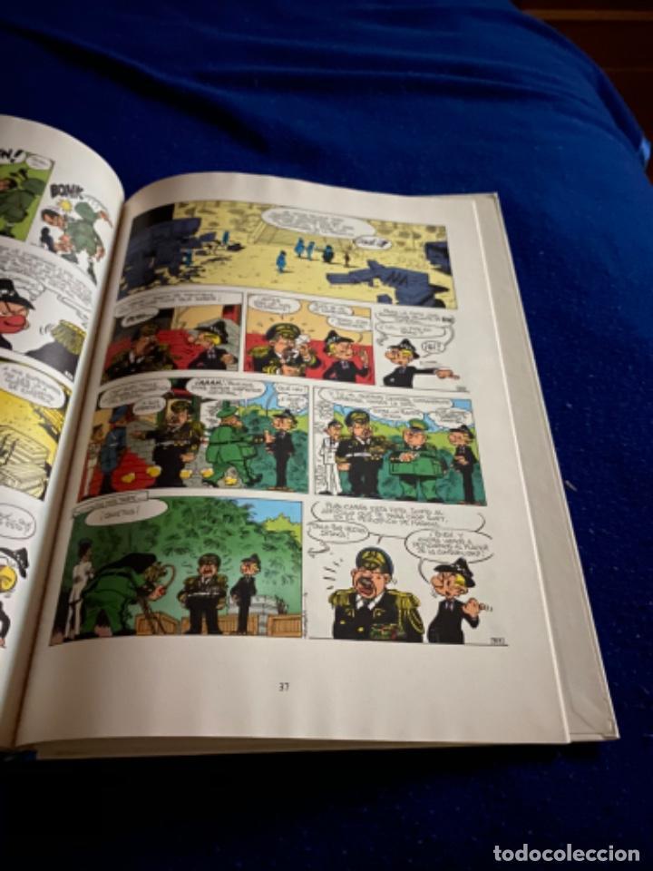 Cómics: KODO EL TIRANO - LAS AVENTURAS DE SPIROU Nº 40 - JUNIOR GRIJALBO 1995, 1ª EDICION - COMO NUEVO - Foto 6 - 224107713