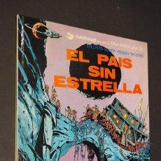 Cómics: EL PAÍS SIN ESTRELLAS. VALERIAN. DARGAUD PRESENTA. J.C. MEZIERES Y P. CHRISTIN. GRIJALBO 1978. Lote 224218531