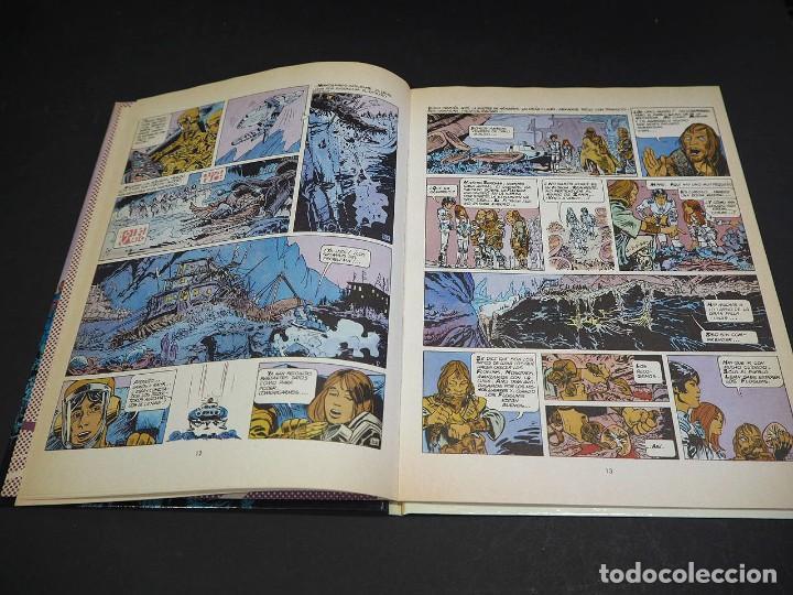 Cómics: El país sin estrellas. Valerian. Dargaud presenta. J.C. Mezieres y P. Christin. Grijalbo 1978 - Foto 2 - 224218531
