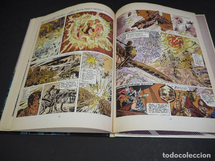 Cómics: El país sin estrellas. Valerian. Dargaud presenta. J.C. Mezieres y P. Christin. Grijalbo 1978 - Foto 3 - 224218531