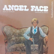 Cómics: TENIENTE BLUEBERRY Nº 11.ANGEL FACE. CHARLIER - GIRAUD. GRIJALBO DARGAUD 1980. Lote 224455056