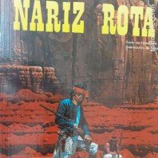 Cómics: TENIENTE BLUEBERRY Nº 15. NARIZ ROTA. CHARLIER - GIRAUD. GRIJALBO DARGAUD 1981. Lote 224455273