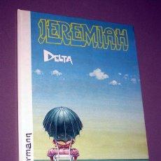 Cómics: JEREMIAH Nº 10. DELTA. HERMANN. EDICIONES JUNIOR, GRIJALBO. 1988. TRADUCE ALFRED SALA. Lote 224484591