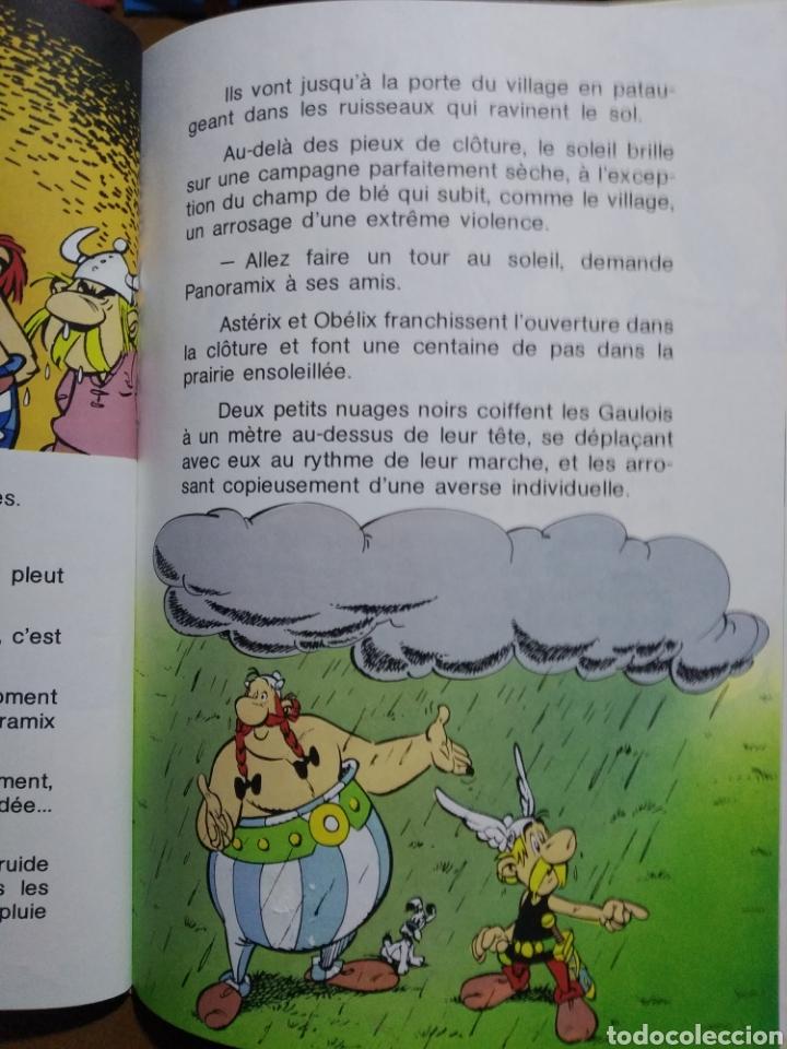 Cómics: Asterix y obelix. leau du ciel. 1983. el agua del cielo. cómic raro descatalogado en francés - Foto 2 - 219765308
