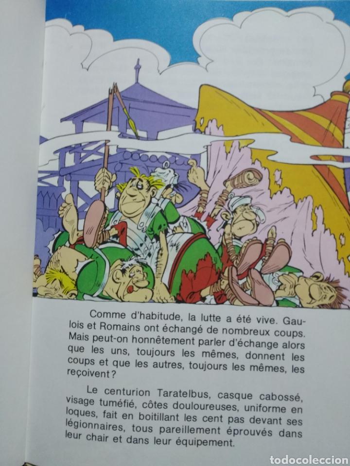 Cómics: Asterix y obelix. leau du ciel. 1983. el agua del cielo. cómic raro descatalogado en francés - Foto 4 - 219765308
