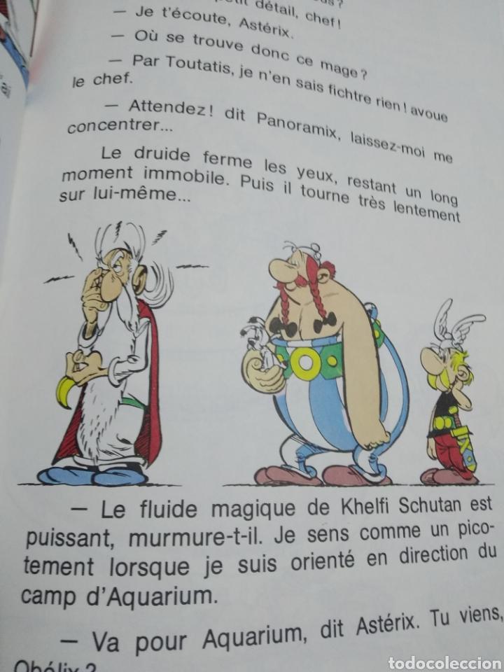 Cómics: Asterix y obelix. leau du ciel. 1983. el agua del cielo. cómic raro descatalogado en francés - Foto 5 - 219765308