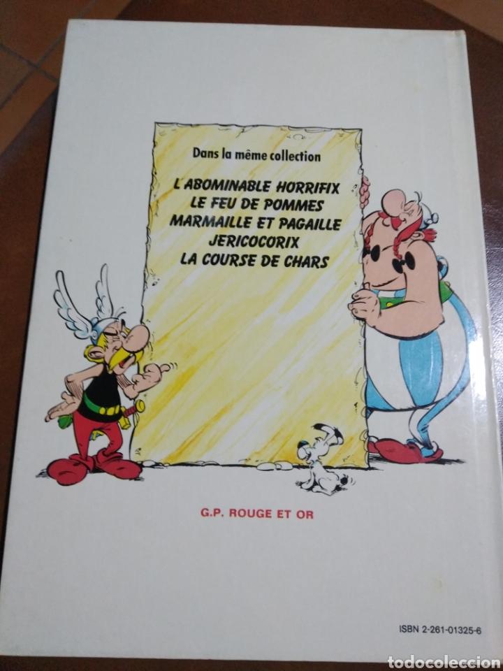 Cómics: Asterix y obelix. leau du ciel. 1983. el agua del cielo. cómic raro descatalogado en francés - Foto 6 - 219765308