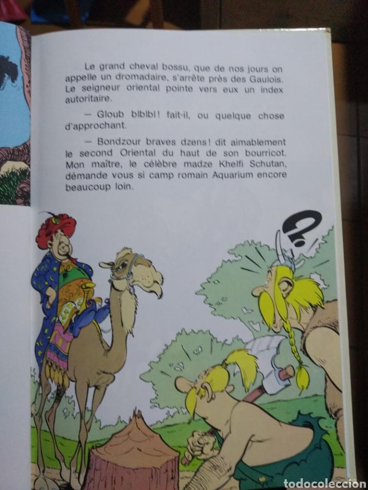 Cómics: Asterix y obelix. leau du ciel. 1983. el agua del cielo. cómic raro descatalogado en francés - Foto 9 - 219765308