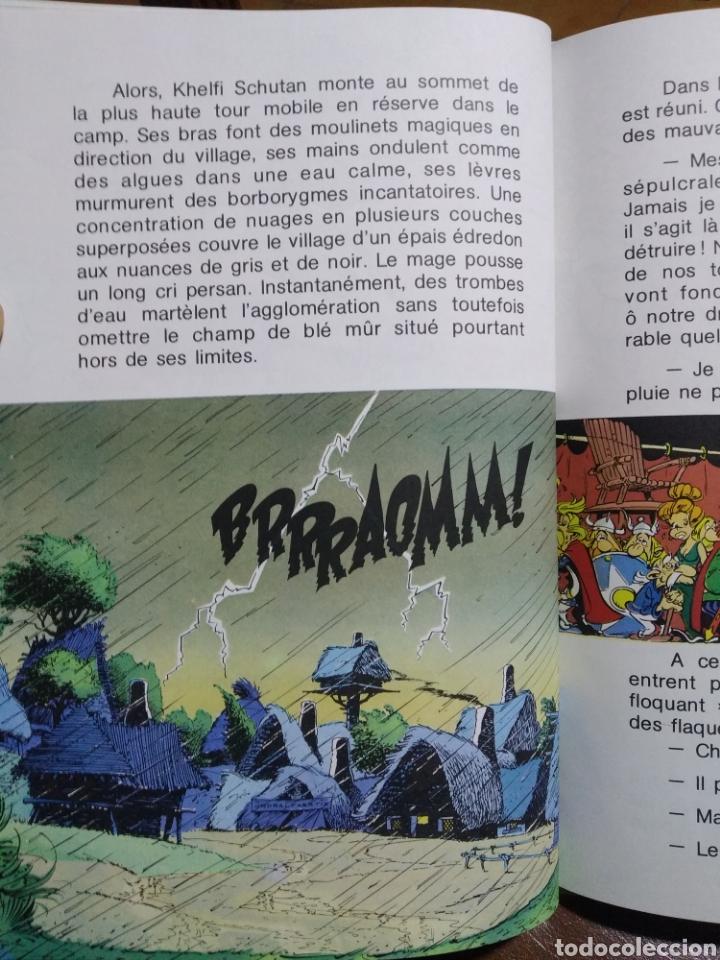 Cómics: Asterix y obelix. leau du ciel. 1983. el agua del cielo. cómic raro descatalogado en francés - Foto 10 - 219765308