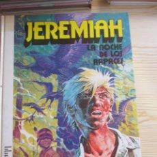 Cómics: JEREMIAH DE HERMANN GRIJALBO 8 VOLÚMENES. Lote 224702762