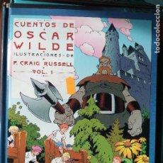 Comics: CUENTOS DE OSCAR WILDE - P. CRAIG RUSSELL. Lote 225232975