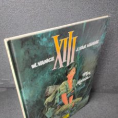 Fumetti: XIII - Nº 9 - POR MARIA - W. VANCE, VAN HAMME - GRIJALBO - TAPA DURA. Lote 225303797