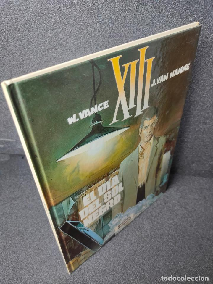 XIII - Nº 1 - EL DIA DEL SOL NEGRO - W. VANCE, VAN HAMME - GRIJALBO - TAPA DURA (Tebeos y Comics - Grijalbo - XIII)