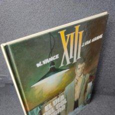 Comics: XIII - Nº 1 - EL DIA DEL SOL NEGRO - W. VANCE, VAN HAMME - GRIJALBO - TAPA DURA. Lote 225306090