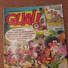 Cómics: COMIC DE GUAI! DEL AÑO 1986 Nº 4. Lote 225707460