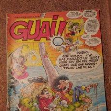 Cómics: COMIC DE GUAI! DEL AÑO 1986 Nº 10. Lote 225708091