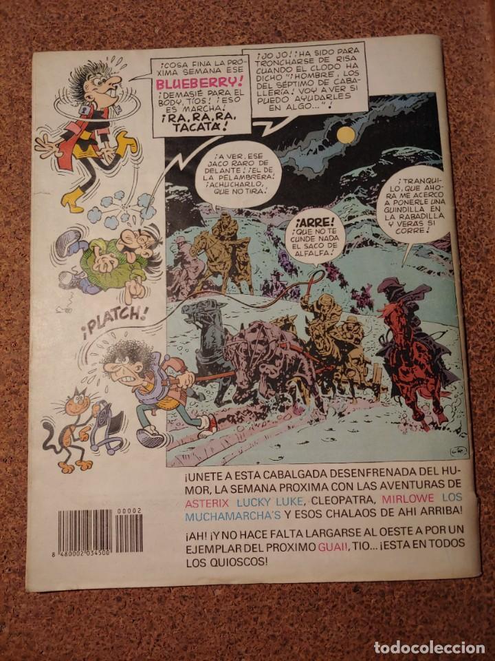Cómics: COMIC DE GUAI! DEL AÑO 1986 Nº 2 - Foto 2 - 225708590