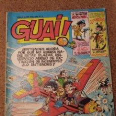 Cómics: COMIC DE GUAI! DEL AÑO 1986 Nº 3. Lote 225708696