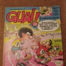 Cómics: COMIC DE GUAI! DEL AÑO 1986 Nº 24. Lote 225708800