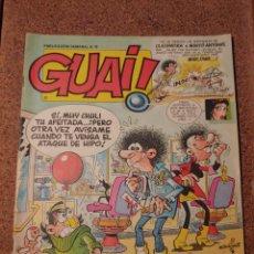 Cómics: COMIC DE GUAI! DEL AÑO 1986 Nº 8. Lote 225709195