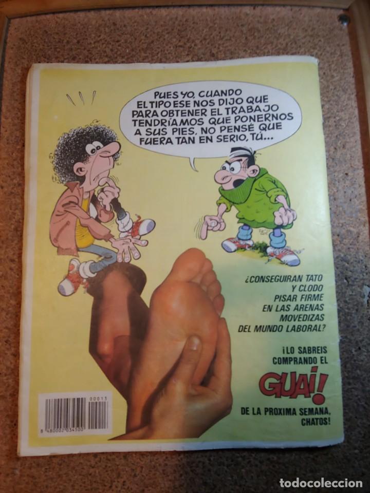 Cómics: COMIC DE GUAI! DEL AÑO 1986 Nº 13 - Foto 2 - 225728595