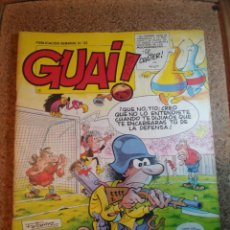 Cómics: COMIC DE GUAI! DEL AÑO 1986 Nº 23. Lote 225728750