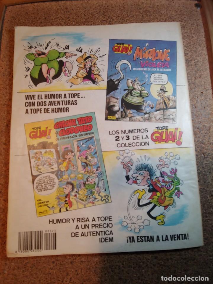 Cómics: COMIC DE GUAI! DEL AÑO 1986 Nº 23 - Foto 2 - 225728750
