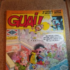 Cómics: COMIC DE GUAI! DEL AÑO 1986 Nº 14. Lote 225729210