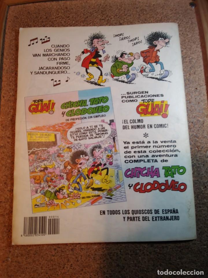 Cómics: COMIC DE GUAI! DEL AÑO 1986 Nº 14 - Foto 2 - 225729210